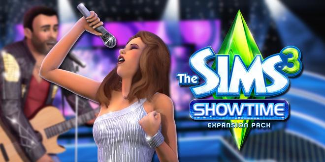 Скачать Sims 3 Showtime Торрент - фото 9